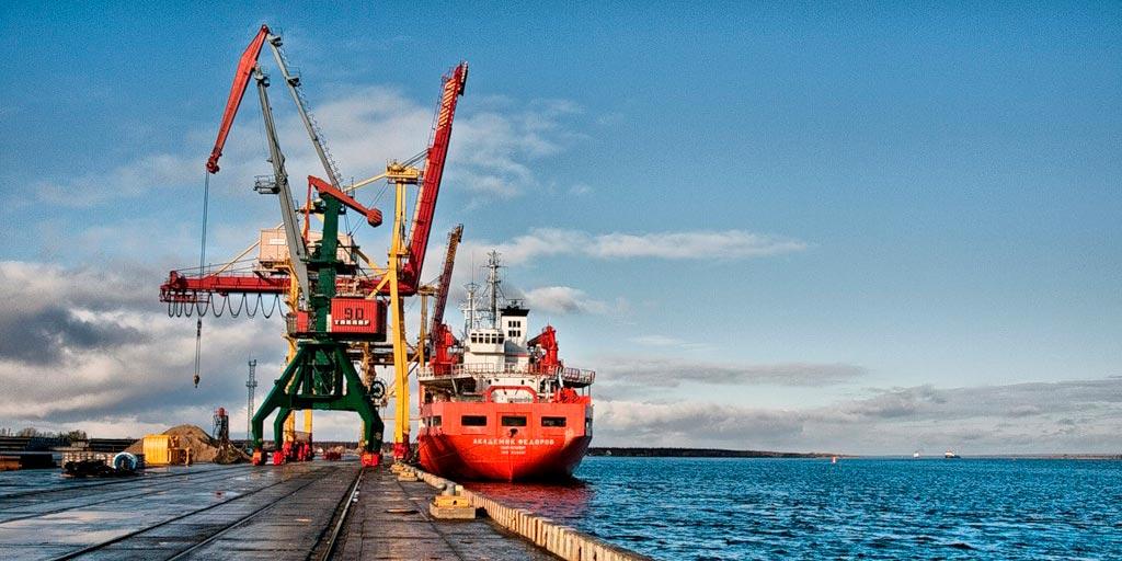 Оборот контейнеров в российском Каспийском бассейне за 10 месяцев 2018 года снизился на 9,2%