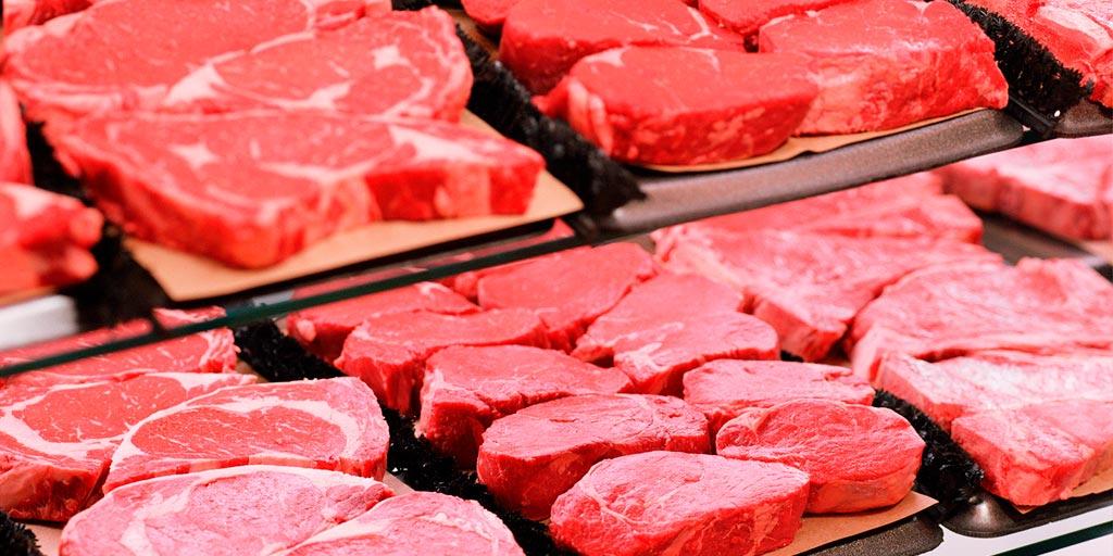 увеличении поставок мяса